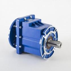 Reductor coaxial ZMCRZ 01 Rel. 1/3.82, brida salida 120, eje salida Ø20, PAM 105-14, para motor tamaño 71 B14 no incl.