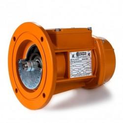 Motovibrador eléctrico trifásico MTF 3/300 S02 con brida, 0.26 kW, 3000 rpm, tensión 230/400v, IP66