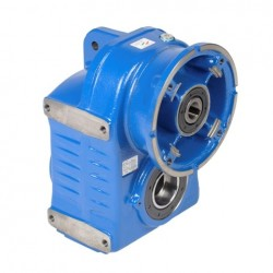 Reductor pendular de ejes paralelos PMP 063 Rel.1/75.4, eje salida Ø 30, PAM 160-14, para motor tamaño 71 B5 (motor no incluido)