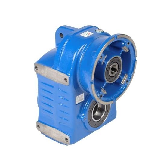 Reductor pendular de ejes paralelos PMP 071 Rel.1/53.5, eje salida Ø 35, PAM 160-19, para motor tamaño 80 B5 (motor no incluido)