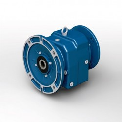 Reductor coaxial AMF1 100/2 Rel.1/ 4.9, con brida salida Ø300, eje salida Ø48, PAM 350-48, para motor tamaño 180 B5 (motor no incl)
