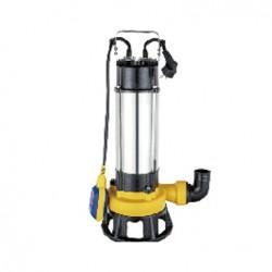 Electrobomba sumergible para aguas residuales con triturador