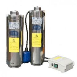Electrobomba sumergible para aguas residuales